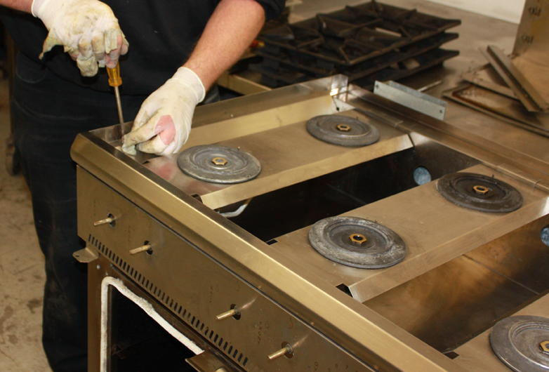 catering equipment repairs feature